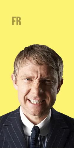 Watch and share Stand Up To Cancer GIFs and Martin Freeman GIFs on Gfycat
