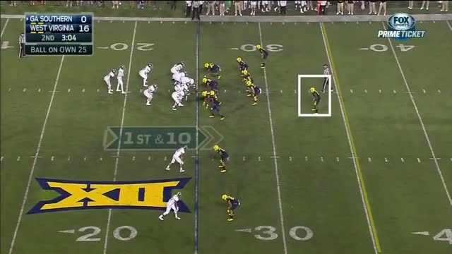 Watch Karl Joseph vs Georgia Southern 2015 GIF by @sio-kedelic on Gfycat. Discover more jmpasq, nfl draft, nfl_draft GIFs on Gfycat