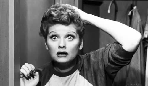 Watch and share Lucille Ball GIFs by evoke on Gfycat