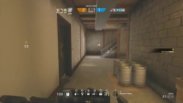 Watch Hostage Rush Chalet GIF on Gfycat. Discover more Rainbow 6 Siege, pussypassdenied GIFs on Gfycat