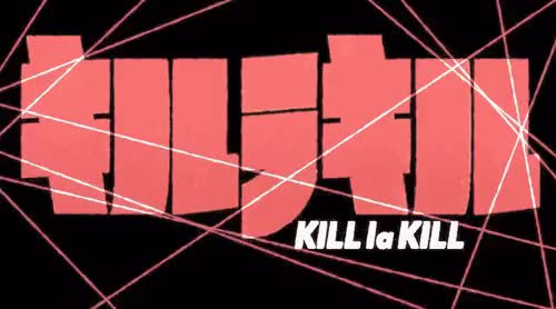 Watch and share Kill La Kill Gifs GIFs and Klkgraphics GIFs on Gfycat