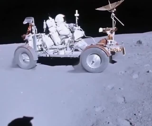 Watch and share Apollo 16 GIFs on Gfycat