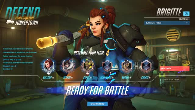 Watch overwatch-competitive-wrong-social GIF by Bullgrit (@bullgrit) on Gfycat. Discover more brigitte, overwatch GIFs on Gfycat