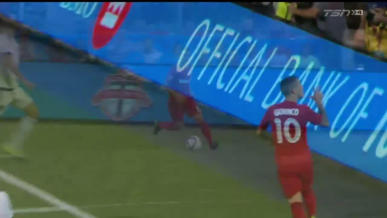 Sebastian Giovinco Hat-Trick Goal vs. Orlando GIFs