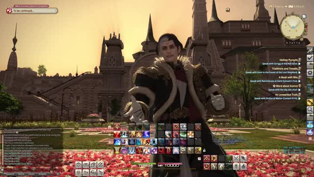 Watch and share FINAL FANTASY XIV 18 07 2019 17 59 09 GIFs on Gfycat