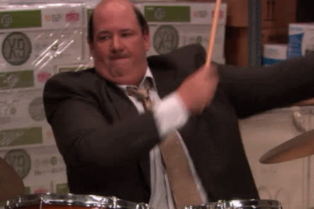 the office, The office Kevin GIFs
