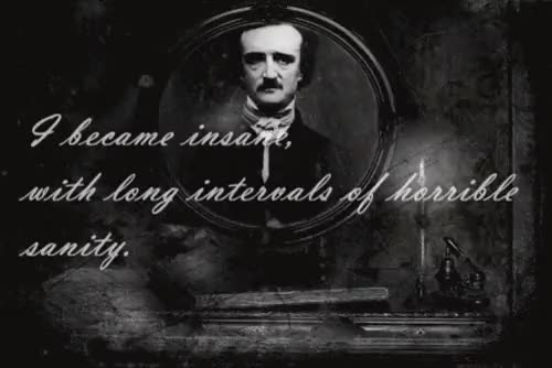 Watch this GIF on Gfycat. Discover more edgar allan poe GIFs on Gfycat