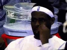 Watch Lebron Booger GIF on Gfycat. Discover more related GIFs on Gfycat