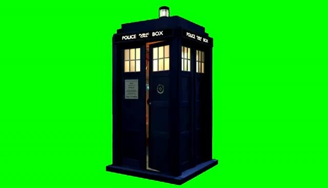 Watch and share Green Screen GIFs and Doctor Who GIFs on Gfycat