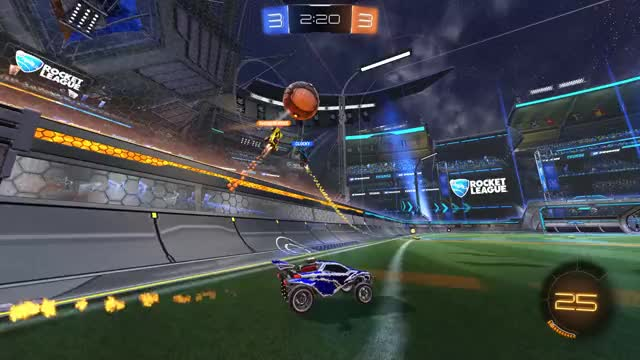 Watch and share Rocket League GIFs and Ceiling Shot GIFs by ConclusiveSpoon on Gfycat