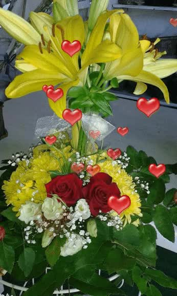 Watch and share Bouquet GIFs on Gfycat