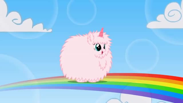 Watch and share Pink Fluffy Unicorns Dancing On Rainbows GIFs on Gfycat