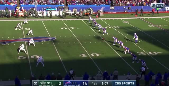 Watch and share Week 14: Roberts Kick Return GIFs by Matt Weston on Gfycat