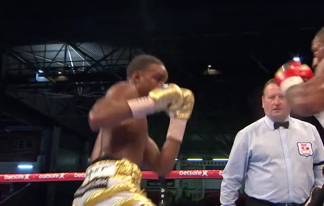 Watch Errol Spence slips Brook's right, then counters with three hard shots GIF by Tom_Cody (@tomcody) on Gfycat. Discover more Boxing, Errol Spence, Errol Spence jr, Kell Brook GIFs on Gfycat
