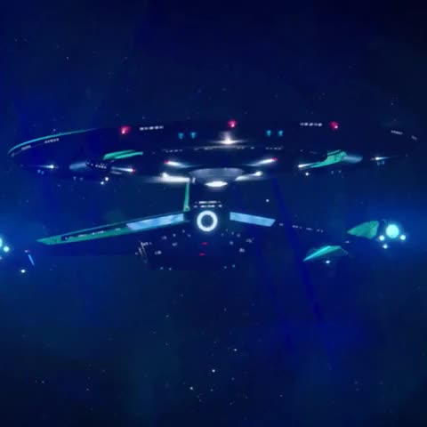 Watch this trending GIF by Star Trek gifs (@star-trek-gifs) on Gfycat. Discover more DSC, Discovery, Star Trek, Star Trek Discovery, Starship, USS Discovery GIFs on Gfycat