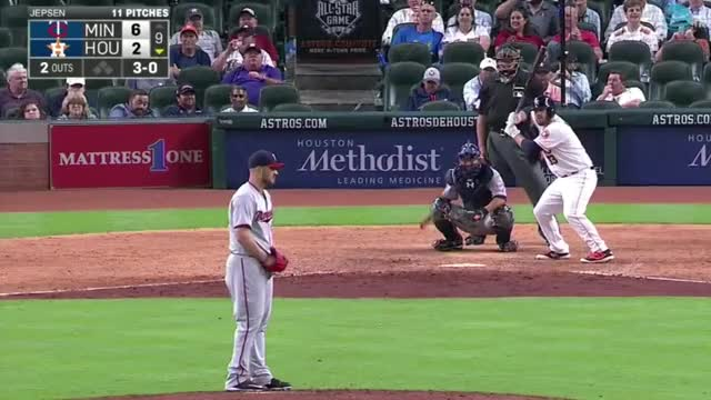 Watch Tyler White bails on a perfectly hittable fastball. GIF on Gfycat. Discover more astros GIFs on Gfycat