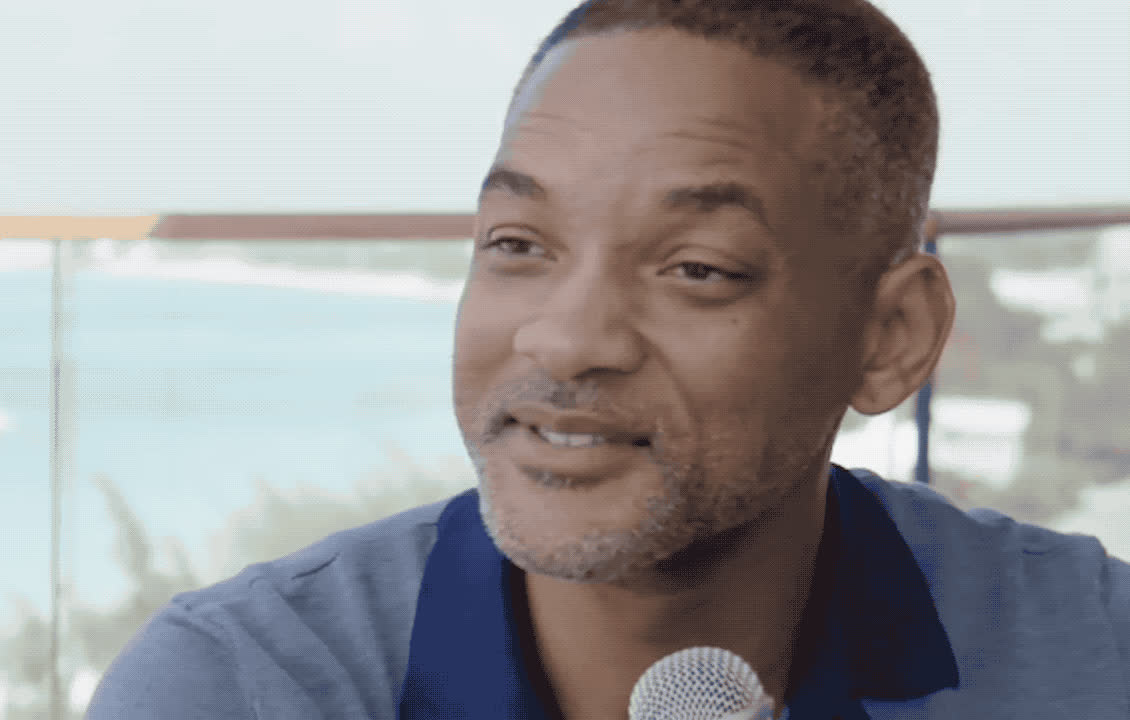 awkward, cayman, dating, funny, idea, islands, no, o.k., ok, okay, online, robot, shy, smith, sophia, sure, whatever, will, will smith, youtube, Will Smith is confused GIFs