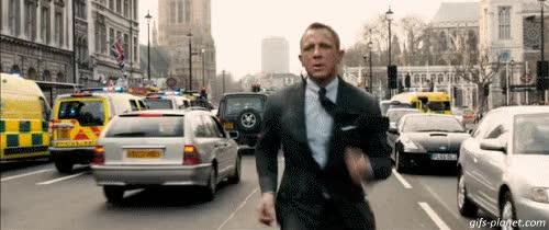 Watch and share Daniel Craig - Skyfall GIFs on Gfycat