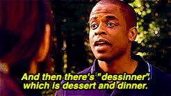Watch an eccentric who looks good in jeans GIF on Gfycat. Discover more 04x11, 500, Dulé Hill, burton guster, mine, psych, psychedit, psychusa, same though, shawn spencer GIFs on Gfycat