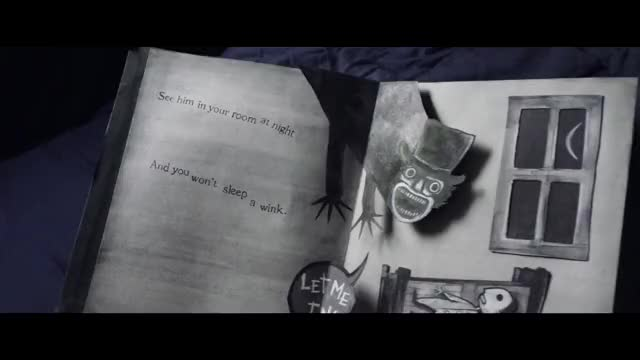 Watch The Babadook - All Sightings GIF on Gfycat. Discover more horror (film genre), monster analysis, the babadook (film) GIFs on Gfycat