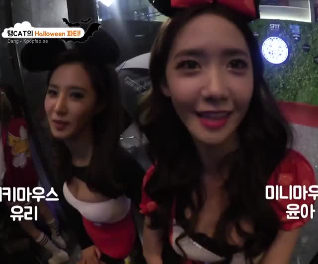 Watch and share SNSD - Yuri & Yoona GIFs by Dang_itt on Gfycat