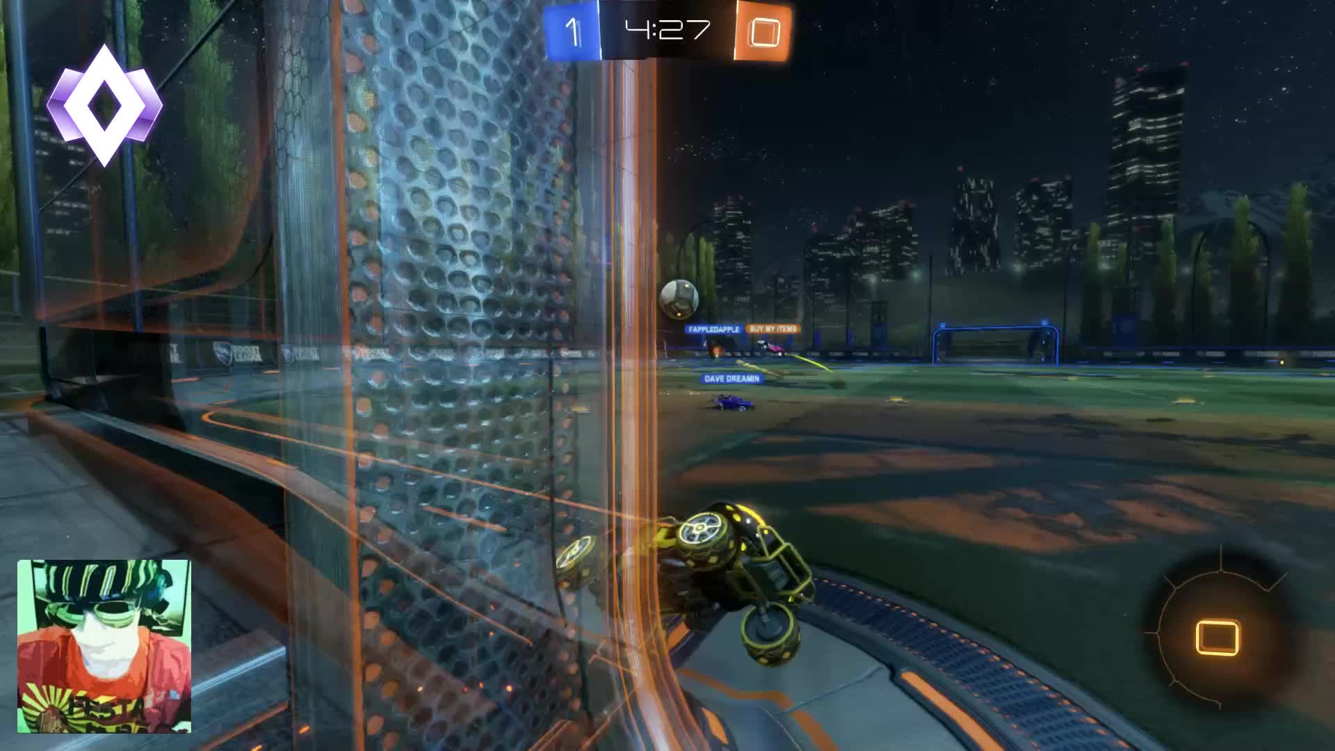 Gif Your Game, GifYourGame, Goal, Rocket League, RocketLeague, alex, Goal 2: alex GIFs
