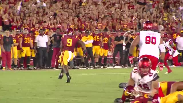 Watch and share Usc Trojans GIFs and Utah Utes GIFs on Gfycat