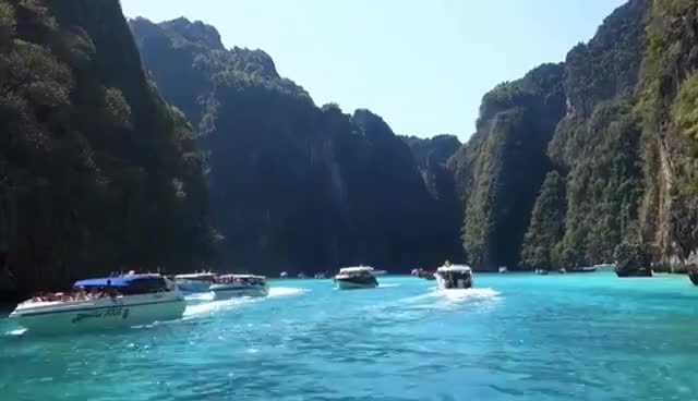 Watch and share PHI PHI ISLANDS, THAILAND GIFs on Gfycat
