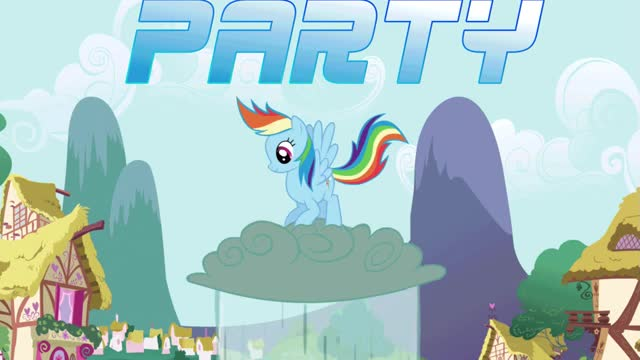 Watch and share Party Pony GIFs on Gfycat