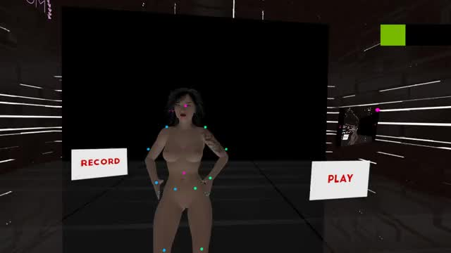 Watch and share Hardcore Pink - VR Story Player - Animation Recorder Test GIFs on Gfycat