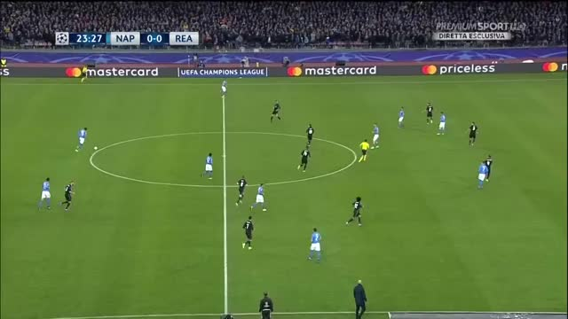 Watch and share Marek Hamsik Vs. Real Madrid (1) GIFs by effelisanti on Gfycat