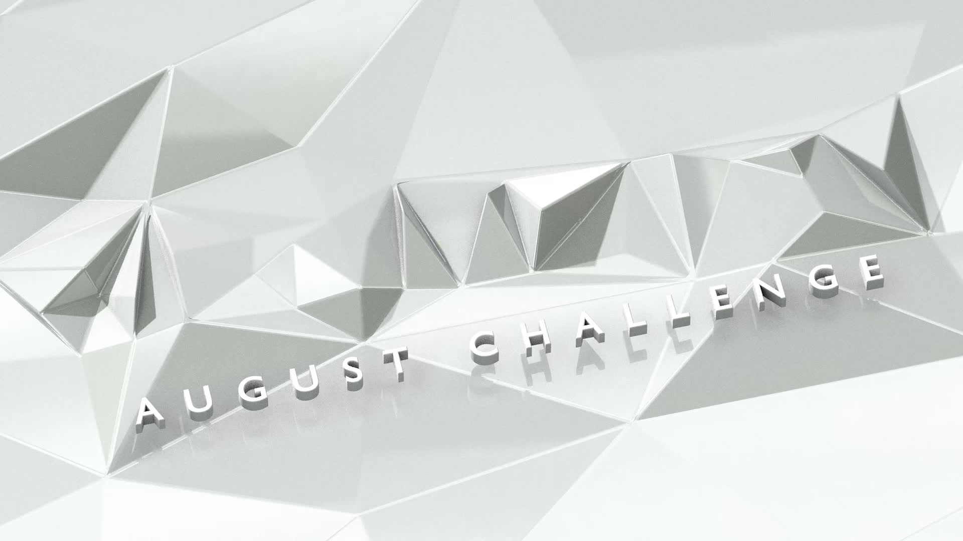 /r/Cinema4D August Challenge: Geometry GIFs