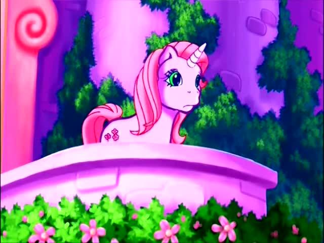my little pony the runaway rainbow