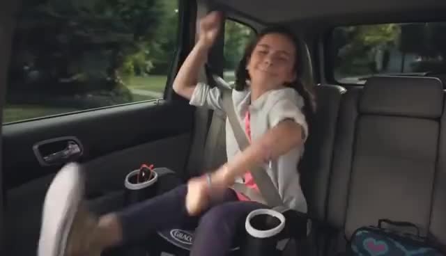 Graco 4Ever 4 In 1 Car Seat Commercial GIF