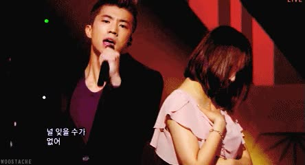 Watch and share [Wooyoung] GIFs on Gfycat
