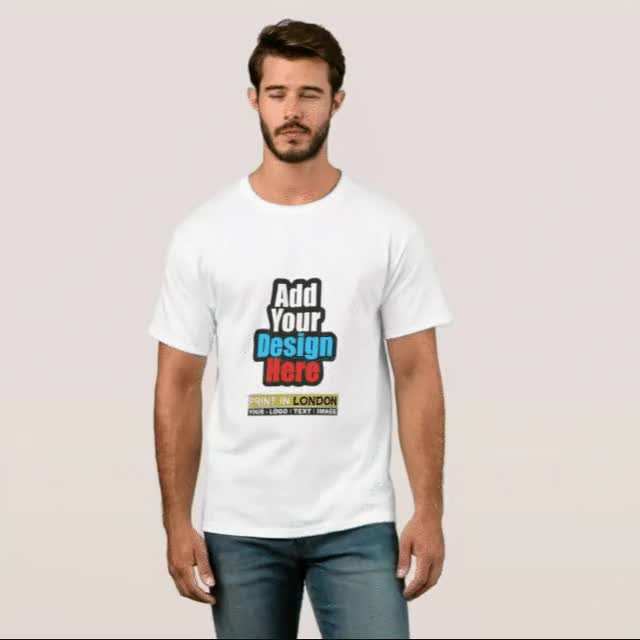 Watch and share Personalised Man's T Shirt Printing GIFs by Print In London on Gfycat