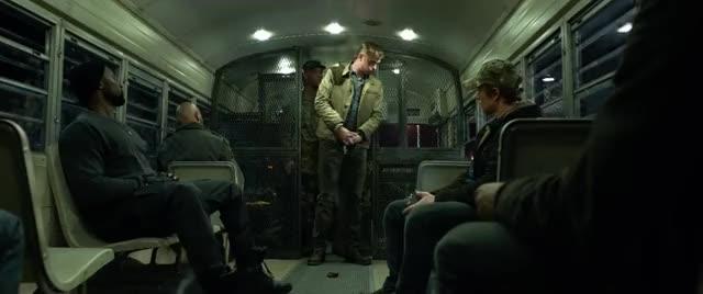 Watch welcome aboard GIF by Predator (@thepredatormovie) on Gfycat. Discover more 20th Century Fox, Fox, Movies, New Trailer, Predator, Sci-fi, Scifi, The Predator, celebrity, celebs, olivia munn GIFs on Gfycat