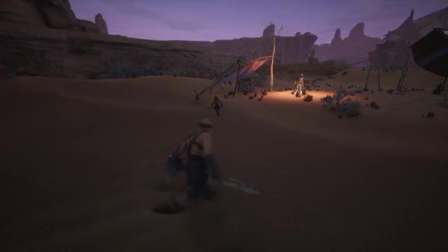 Watch conan GIF by Alexander452 (@alexander452) on Gfycat. Discover more Combat, Conan: Exiles, desert GIFs on Gfycat