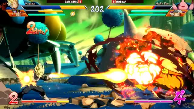 Watch Live Evo 2017 Dragon Ball Fighter Z Day 2 Gif On
