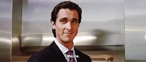Watch and share Christian Bale GIFs on Gfycat