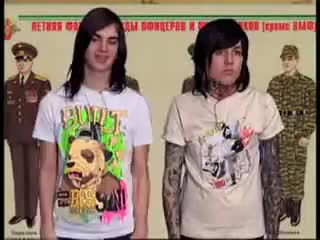 Watch and share Curtis Ward GIFs and Oli Sykes GIFs on Gfycat