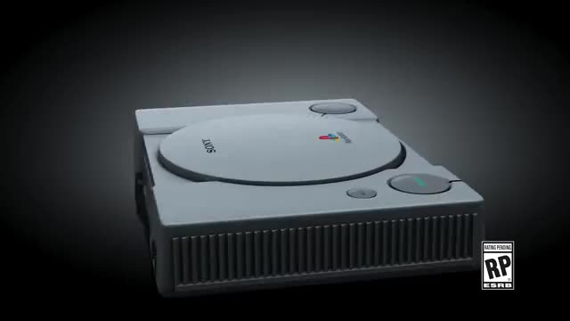 Watch Introducing PlayStation Classic GIF by Rocco Supreme (@roccosupreme) on Gfycat. Discover more final fantasy 7, final fantasy vii, jumping flash, newsgeek, newsweek, original playstation, playerdotone, playerone, playstation classic, playstation mini console, playstation one, ridge racer, tekken 3, wild arms GIFs on Gfycat