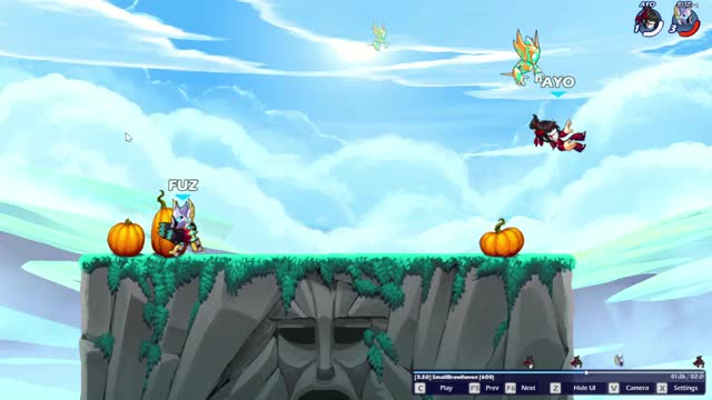 Watch and share Brawlhalla 2019-10-28 00-21-00 GIFs on Gfycat