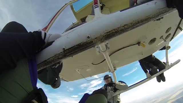 Watch My buddy fell off a helicopter yesterday (reddit) GIF by @natm on Gfycat. Discover more SkyDiving, SweatyPalms GIFs on Gfycat
