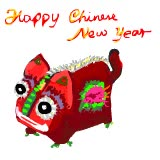 Watch Cards/Chinese_New_Year/Animated/Happy-Chinese-New-Year.gif GIF on Gfycat. Discover more related GIFs on Gfycat