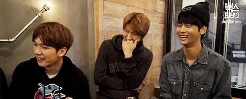 Watch CHA CHA CHA GIF on Gfycat. Discover more bias, cha hakyeon, hakyeon, han sanghyuk, hyuk, jung taekwoon, leo, m;vixx, mine, sanghyuk, taekwoon, vixx GIFs on Gfycat