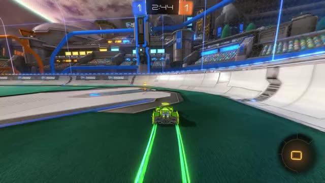 Watch Goal 3: Binagin GIF by Gif Your Game (@gifyourgame) on Gfycat. Discover more Binagin, Gif Your Game, GifYourGame, Goal, Rocket League, RocketLeague GIFs on Gfycat