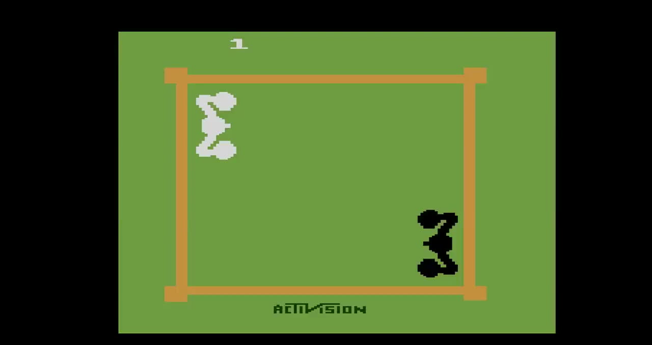 1981, Atari 2600, Game, Round, amazed, astounded, bewildered, boxing, boxing 1981, confounded, console, dazed, dumbfounded, flabbergasted, gobsmacked, perplexed, staggered, stunned, surprised, video game, Boxing (1981) GIFs