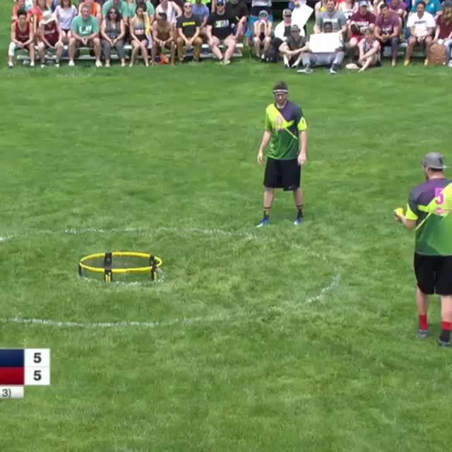 Watch and share Professional Spike Ball Is Nuts GIFs by MyNameGifOreilly on Gfycat