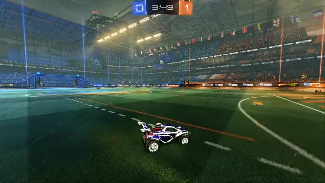 Watch godly pass in ranked GIF by Shawn Roberts (@shawnroberts) on Gfycat. Discover more RocketLeague GIFs on Gfycat